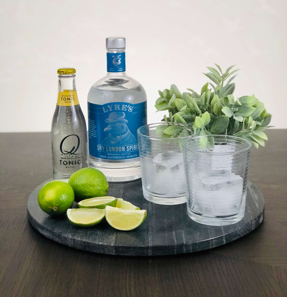 How to Make a Lyre's Alcohol-Free Gin and Tonic