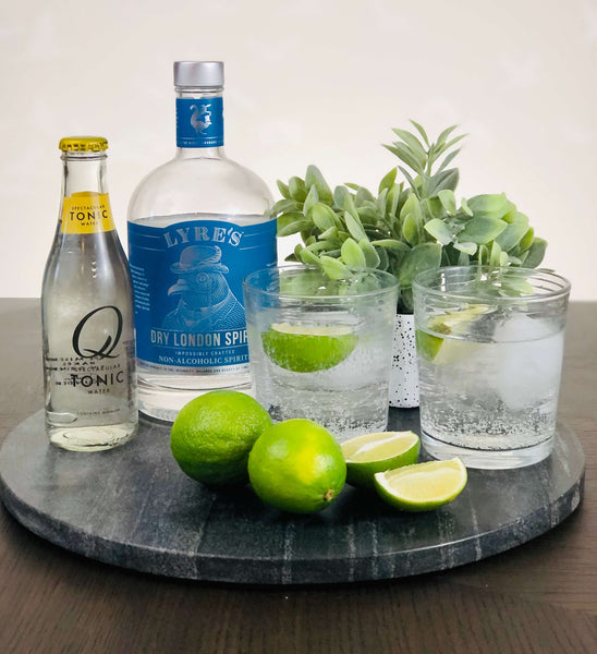 Lyre's Dry London Spirit Gin and Tonic without Alcohol