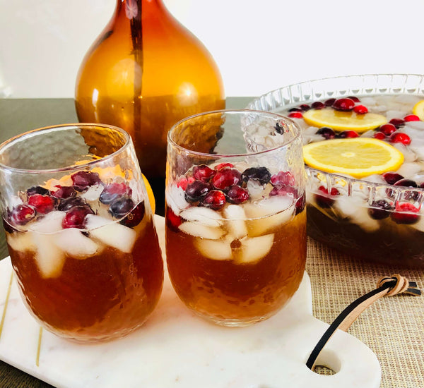 Non-Alcoholic Holiday Punch