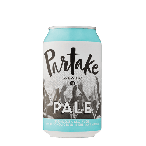 Partake Pale Non Alcoholic Beer