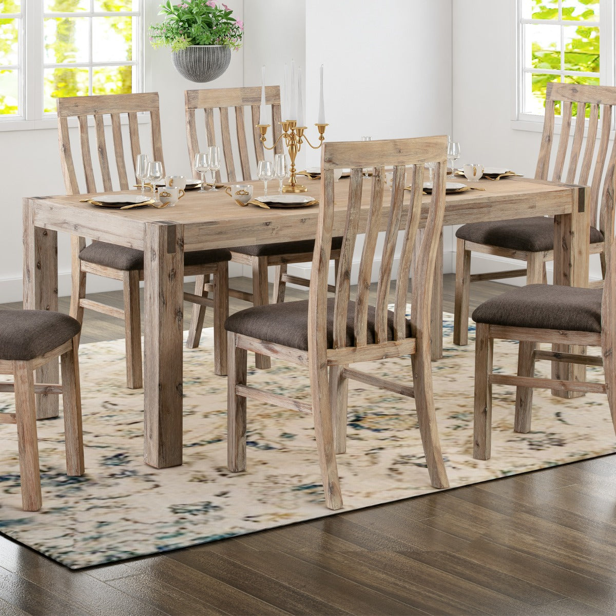 Java Dining Table Medium