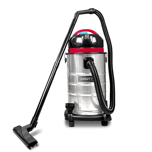 30L Industrial Grade Vacuum Cleaner & Blower Bagless