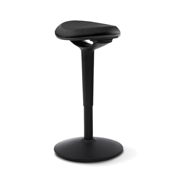 Sit Stand Stool Active Motion Stools Office Chair School For Standing Desk Black