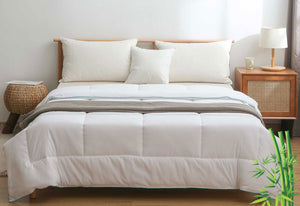 King Size Bamboo Soft All Seasons Quilt