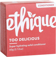 Load image into Gallery viewer, Ethique Too Delicious Conditioner Bar - Super Hydrating - Body&Abode