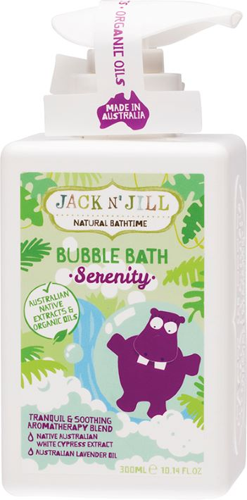 Jack N' Jill Bubble Bath - Serenity (300ml) - Body&Abode