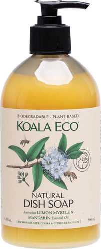 Koala Eco Dish Soap 500ml - Body&Abode