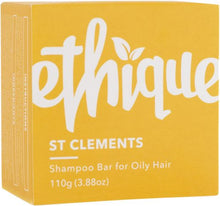 Load image into Gallery viewer, Ethique St Clements Shampoo Bar - Oily Hair - Body&Abode