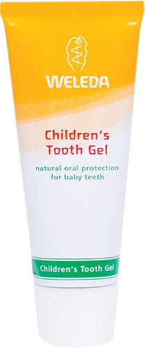 Weleda Children's Tooth Gel (50ml) - Body&Abode