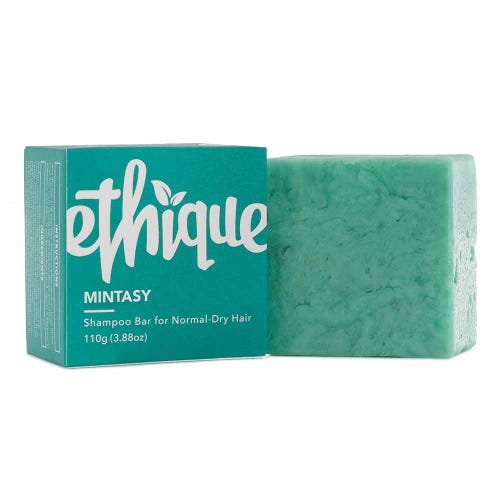 Ethique Mintasy Shampoo Bar - Normal to Dry Hair - Body&Abode