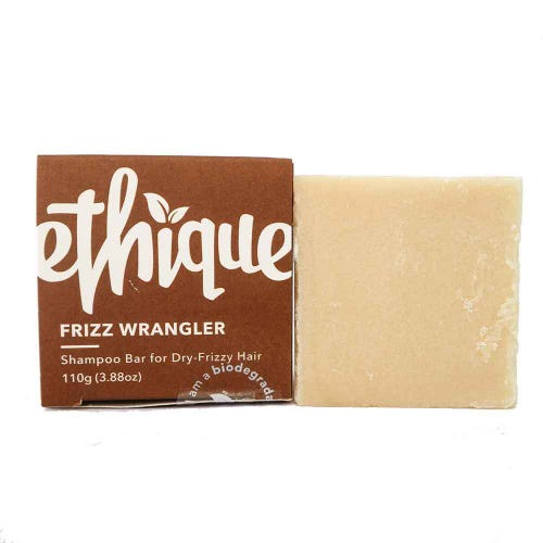 Ethique Frizz Wrangler Shampoo Bar - Dry or Frizzy Hair - Body&Abode