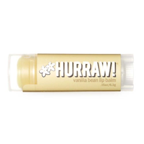 Hurraw! Lip Balm - Vanilla Bean - Body&Abode