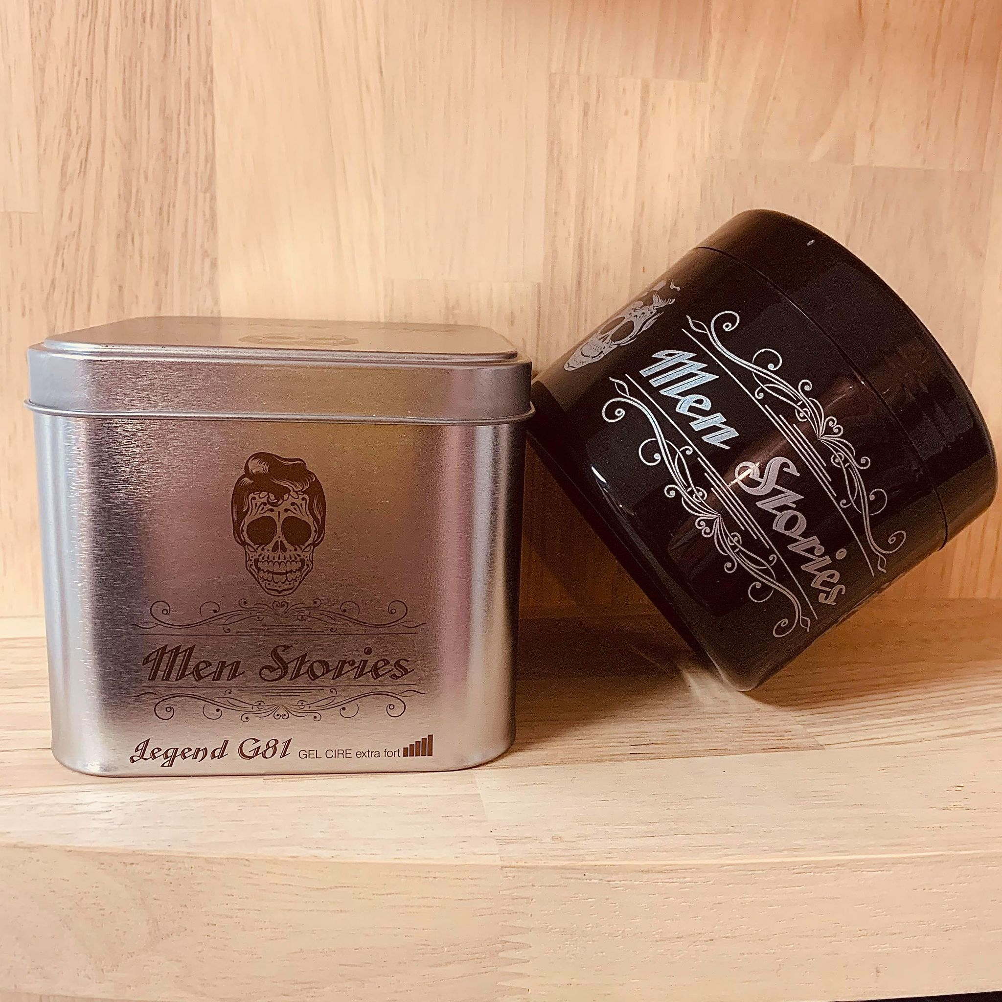 MEN STORIES Gel 81 500ml