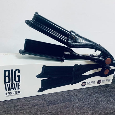 Big Wave Black Zebra Corioliss