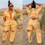 DETACHED JUMPSUIT