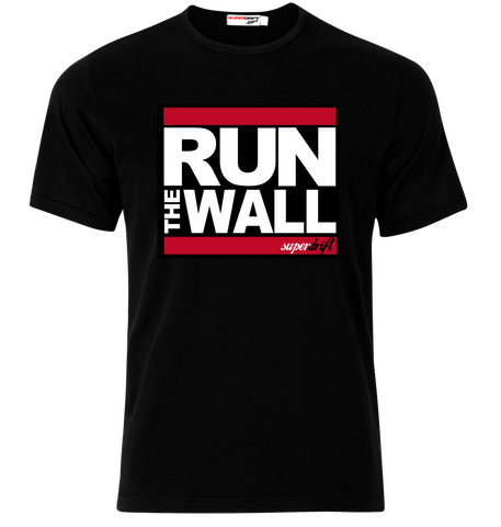 RUN the WALL SuperDrift Tee