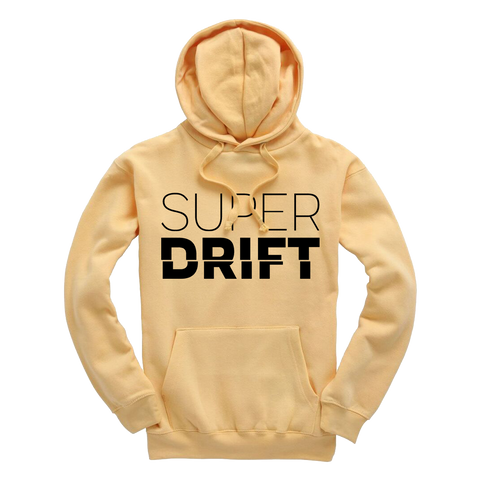 SuperDrift Statement Hoodie - Corn