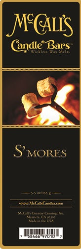 SMORES Candle Bars-5.5 oz Pack