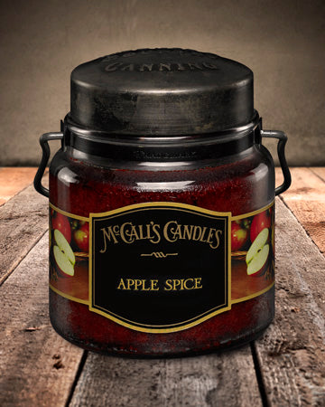 APPLE SPICE Double Wick Classic 16oz