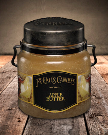 APPLE BUTTER Double Wick Classic 16oz