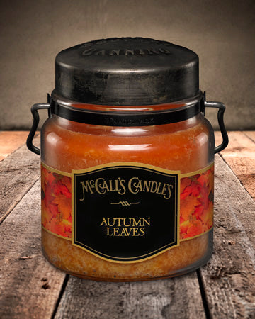 AUTUMN LEAVES Double Wick Classic 16oz