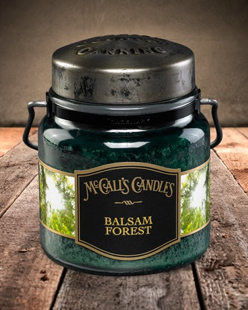 BALSAM FOREST Double Wick Classic 16oz
