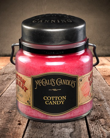 COTTON CANDY Double Wick Classic 16oz