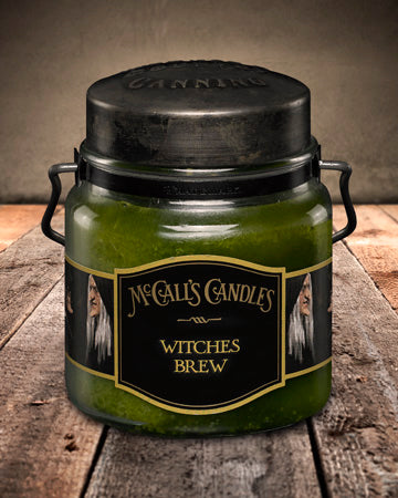 WITCHES BREW Double Wick Classic 16oz