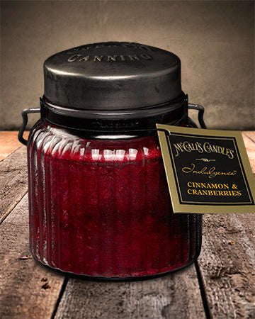 CINNAMON and CRANBERRIES Indulgence 18oz