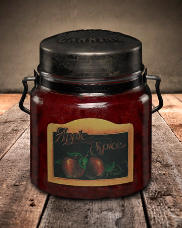 APPLE SPICE Classic Jar Candle-16oz