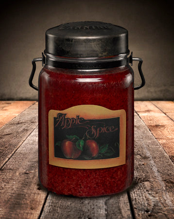 APPLE SPICE Classic Jar Candle-26oz