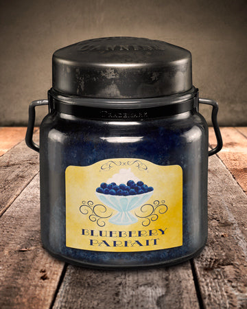 BLUEBERRY PARFAIT Classic Jar Candle-16oz