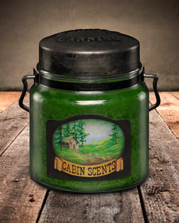 CABIN SCENTS Classic Jar Candle 26oz