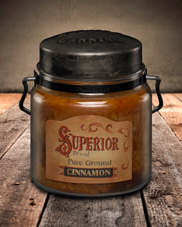 CINNAMON Classic Jar Candle-16oz