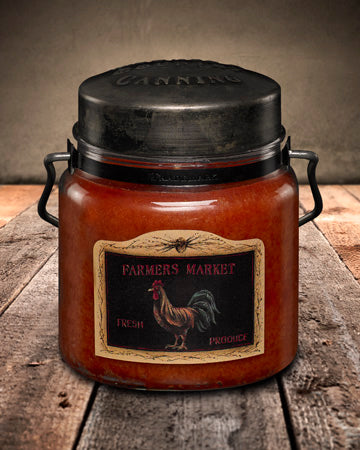 FARMERS MARKET Classic Jar Candle-16oz