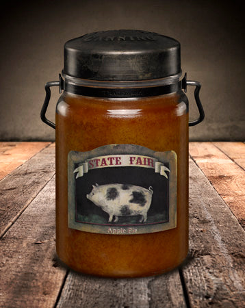 STATE FAIR Classic Jar Candle-26oz