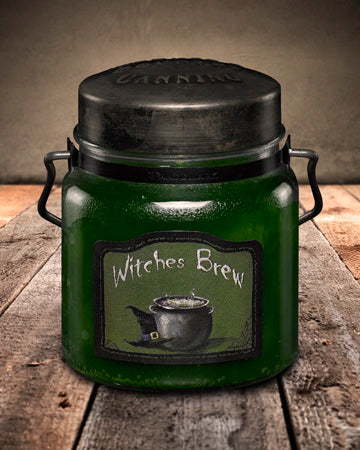WITCHES BREW Classic Jar Candle-16oz
