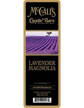 LAVENDER MAGNOLIA Candle Bars-5.5 oz Pack