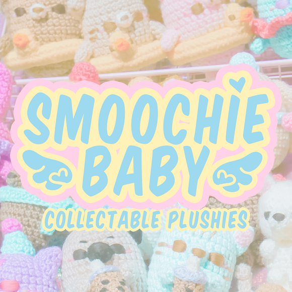 SmoochieBaby Main Logo by TheCatWithYarn