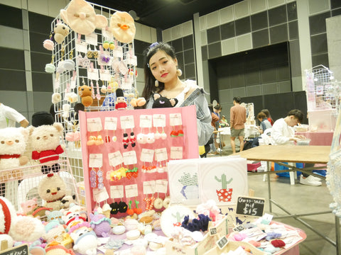 EOY_ARAta_AFA_Thecatwithyarn_EVents_Booth