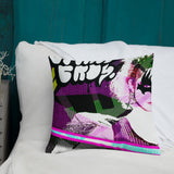 Mad Kiss Pillow
