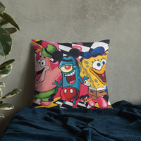 """Eye Candy"" Pillow"