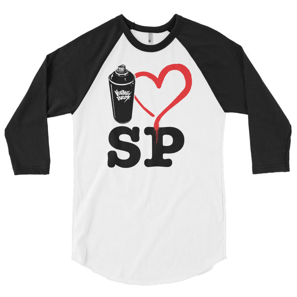 I Love St. Pete Baseball T-Shirt