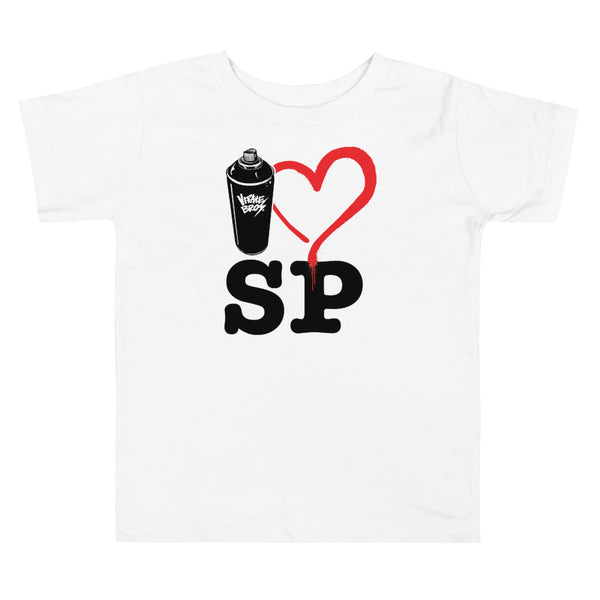 I Love St. Pete Toddler T-Shirt