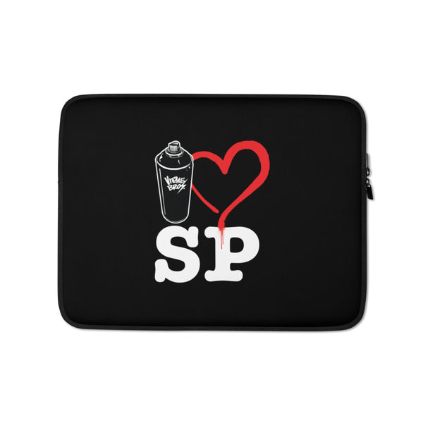 I Love St. Pete Laptop Sleeve