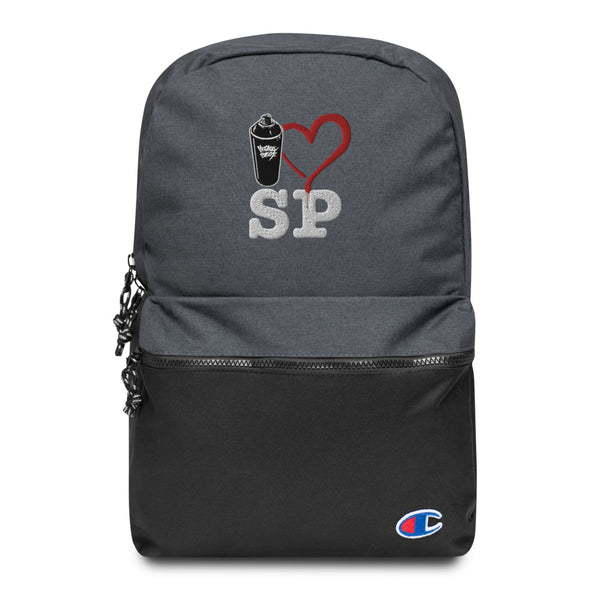 I Love St. Pete Backpack