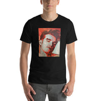 Morissey by Paul Vitale T-Shirt