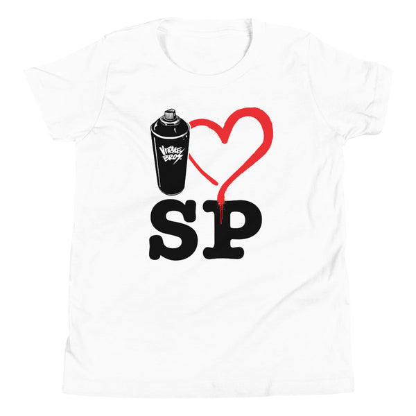 I Love St. Pete Youth T-Shirt