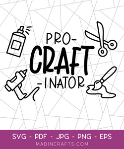 ProCRAFTinator SVG File