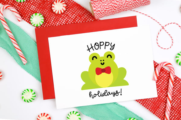 HOPPY Holidays SVG File